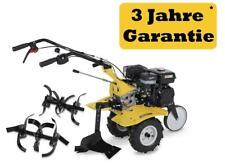 BENZIN Motorhacke Gartenfräse Kultivator Bodenfräse Pflug Rückwärtsgang 5,7 PS