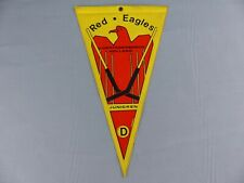 FANION PENNANT ICE HOCKEY SUR GLACE RED EAGLES HOLLAND junioren WIMPEL BANDERIN