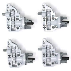 Lego 4x Genuine Technic Portal Axles with Gears Big Off-Road 4610377 4610378 NEW