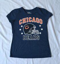 Womens Juniors Chicago Bears T Shirt M Sexy