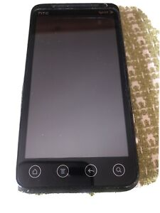 HTC EVO 3D - 1GB - Black (Unlocked) Smartphone