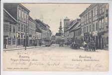 AK Bratislava, Pressburg, Erzh. Friedrichstrasse, 1902