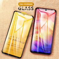2PCS For Huawei P30 P20 Mate 20 Lite FULL COVER Tempered Glass Screen Protector