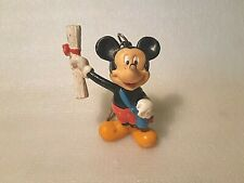 VINTAGE WALT DISNEY PRODUCTIONS MICKEY MOUSE KEYCHAIN  RARE !
