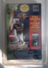 2000 Collectors Edge Odyssey Rookie Hologold Football  Box, PSA card, UNOPENED