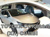 TOYOTA COROLLA  2018 -  ESTATE / WAGON 5.doors Wind deflectors  4.pc  HEKO 29661