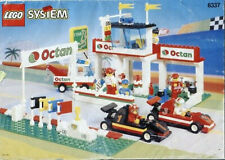 LEGO Classic Town #6337 - Race: Fast Track Finish - Instruction Manual ONLY
