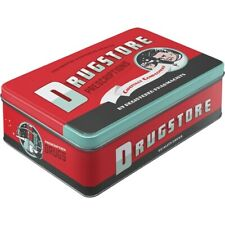 Storage Drugstore Drugstore from Metal, 23 CM Hoard Box, Gift Container