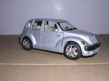 "SAICO #5019  2001 Chrysler PT Cruiser ""Silver"" Built-up  1/34"