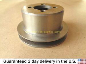 JCB BACKHOE- PULLEY FOR WATER PUMP (PART NO. 550/42607) FOR JCB KIRLOSKAR ENGINE