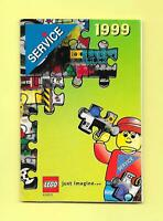 LEGO - Catalogue-tarif - Bon de commande - 1999 - 14.5 x 9.5 cm