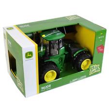 John Deere 51cm Big Farm Tractor Diecast Kids Vehicle Toy Truck Light/sound 8y