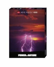 Double éclair Flash Power of Nature 1000 pièces Jigsaw hy29548 - HEYE PUZZLES