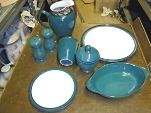 DENBY  GREENWICH  AND ACCENT    INDIVIDUAL ITEMS FOR SALE
