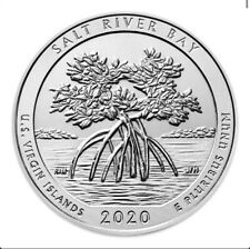 2020-P SALT RIVER BAY (US VIRGIN) NATIONAL PARK UNCIRCULATED QUARTER