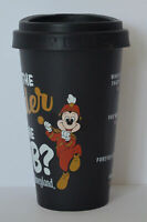 Disney Parks Mickey Mouse Mouseketeer Club Tumbler Cup Mug New