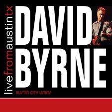 David Byrne - Live From Austin Texas [CD]