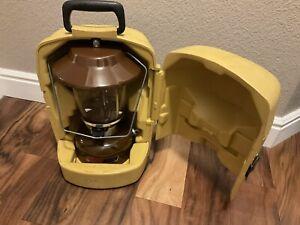 Coleman 275 Lantern with case 8/78