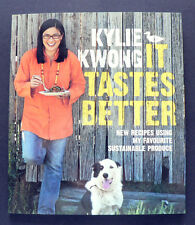 Kylie Kwong  -  It Tastes Better - Taste Mini Cookbook Collection