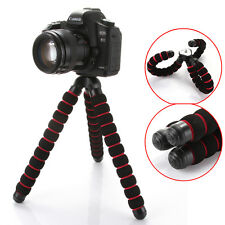 "Large Octopus Flexible Tripod Spider Gorilla 1/4"" 3/8"" For 5KG DSLR Camer Stand"