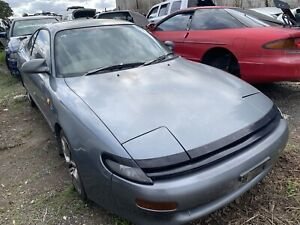Toyota celica 89 (wrecking)paint:182 Parts Available