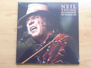 NEIL YOUNG 2LP: ROCK AM RING FESTIVAL/GERMAN BROADCAST 2002 VOL.ONE (NEU;2021)