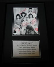 Empty Nest Cast Signed Framed 12x18 Photo Display JSA