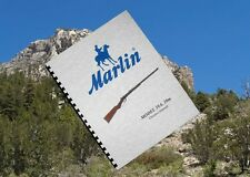 MARLIN 39 39A 39M  Lever Action .22 Cal Rifle OWNERS MANUAL