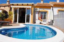 Überwintern in Spanien an der wunderschönen Costa Calida Ferienhaus zu vermieten