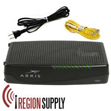 Arris Touchstone TM804 TM804G EMTA Docsis 3.0 Telephony Cable Modem Optimum