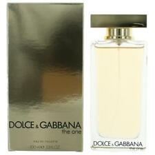 Women Dolce & Gabbana The One EDT Spray 3.3 / 3.4 / 100 ml New in Sealed Box