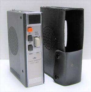 Longines Symphonic Symphonette LTP-417 Cassette Walkman Tape Player Recorder