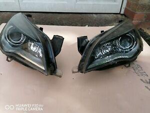 Vauxhall Astra AFL Xenon Headlights 5 doors
