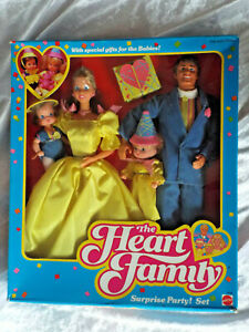 The Heart Family Surprise Party Set