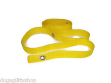 DOG AGILITY EQUIPMENT-WEAVE POLE SPACER-for use with 12 poles (yellow)