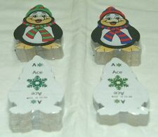 2-Decks~Mini Penguin-Playing Cards~Great Cards For the Kids~Buy-2-Get-3rd-FREE