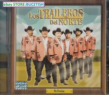 Los Traileros del Norte De Festejo CD New Nuevo sealed
