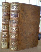 JOUSSE : COMMENTAIRE SUR L'ORDONNANCE CIVILE (de 1667). Nouvelle éd. augm., 1767