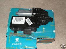 Peugeot 307 LH Electric Window Motor Part Number 9221.K4 Genuine Peugeot