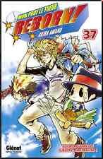 Manga Reborn ! Mon Prof le Tueur tome 37 Shonen Akira Amano Livre Neuf Glénat