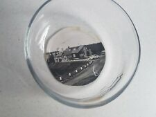 Clear Lake Manitoba Real Photo Small Glass Bowl Vintage