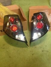PAIR NEW Driver And Passenger Side Tail Light For 03-07 Saturn Ion RH LH EURO