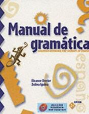 Manual de gramtica with Atajo CD-ROM: Grammar Reference for Students o-ExLibrary