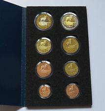 CYPRUS GREECE 2003 PROOF? SET 2 EURO COINS SPECIMEN PATTERN PROTOTYPE ESSAI