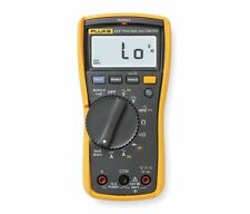 Fluke 117 Electrician's Multimeter with Non-Contact voltage w/ Test Leads