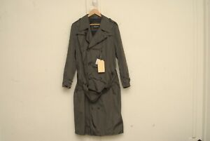 NWT Schneiders Salzburg taupe Dritl trench 38 poly great details