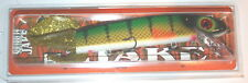 """13"""" Squirrely Jake Musky Mania Musky Pike Lure Perch SQJ13-02 Crankbait"""