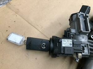 Mazda 2 DE Ignition With Key 090/2007-09/2014