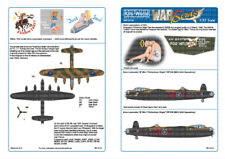 Kits World Decals 32136 Avro Lancaster Bomber 'B ' Mk.I - 'Victorious Virgin'