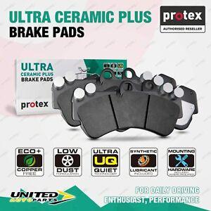 4 x Front Ultra Ceramic Plus Brake Pads for Jaguar S Type XF X250 2.7L 3.0L 4.2L